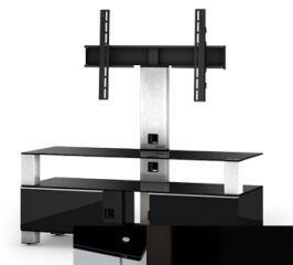 Sonorous MD8123BHBLKBLK - Meuble MOOD pour écran PLASMA - LCD ( Pour écran jusqu'à 50'' - maxi 50 kg