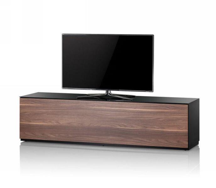 meuble studio pour cran plat achat vente sonorous st160wntbs. Black Bedroom Furniture Sets. Home Design Ideas